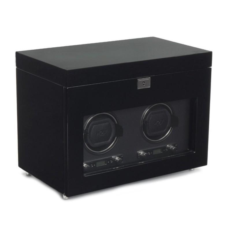 Rotomat Wolf Designs Savoy 2+6 Black