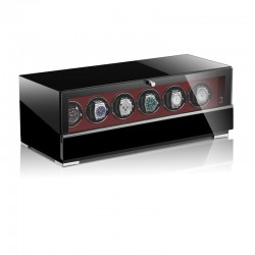 Rotomat MODALO Clasico MV4 Black Red